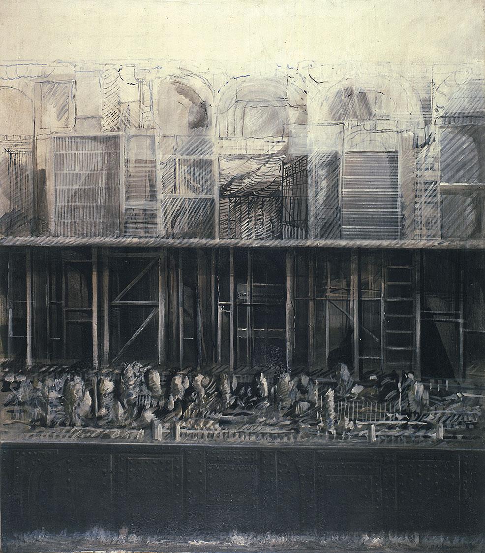 """Terrasse"" 1966"
