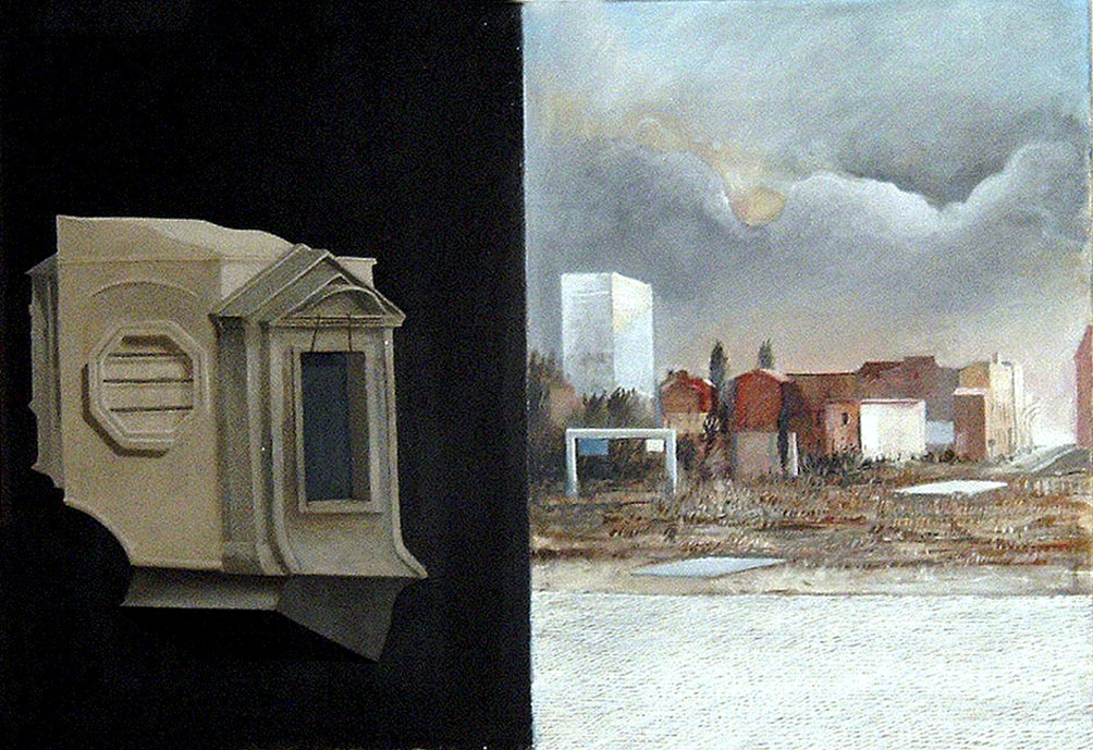 Ohne Titel (Doppelbild) 1977