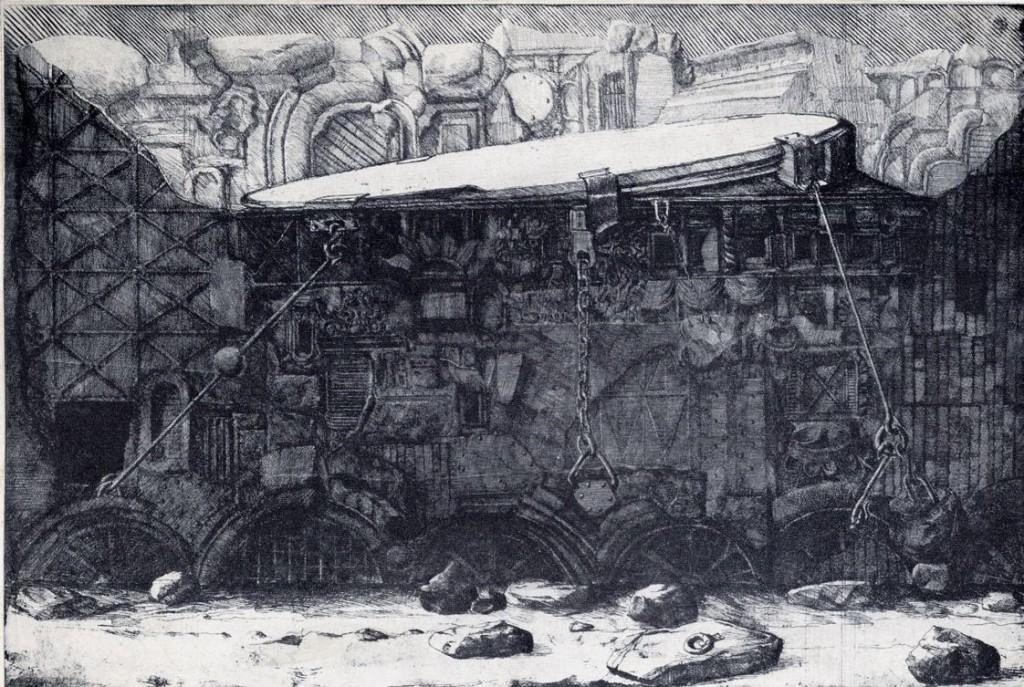 """""""Die Ellipse"""" 1969 (#7701)"""