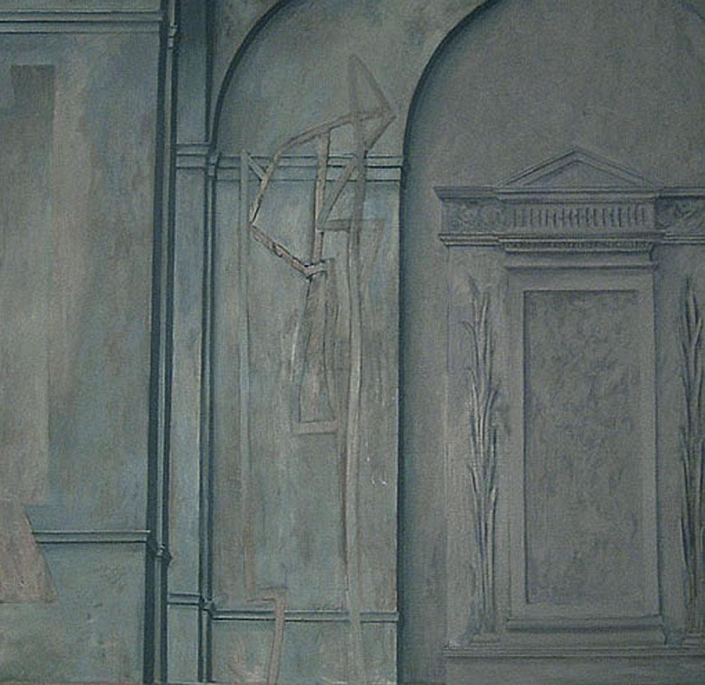 Ohne Titel (Das Graue) 1980