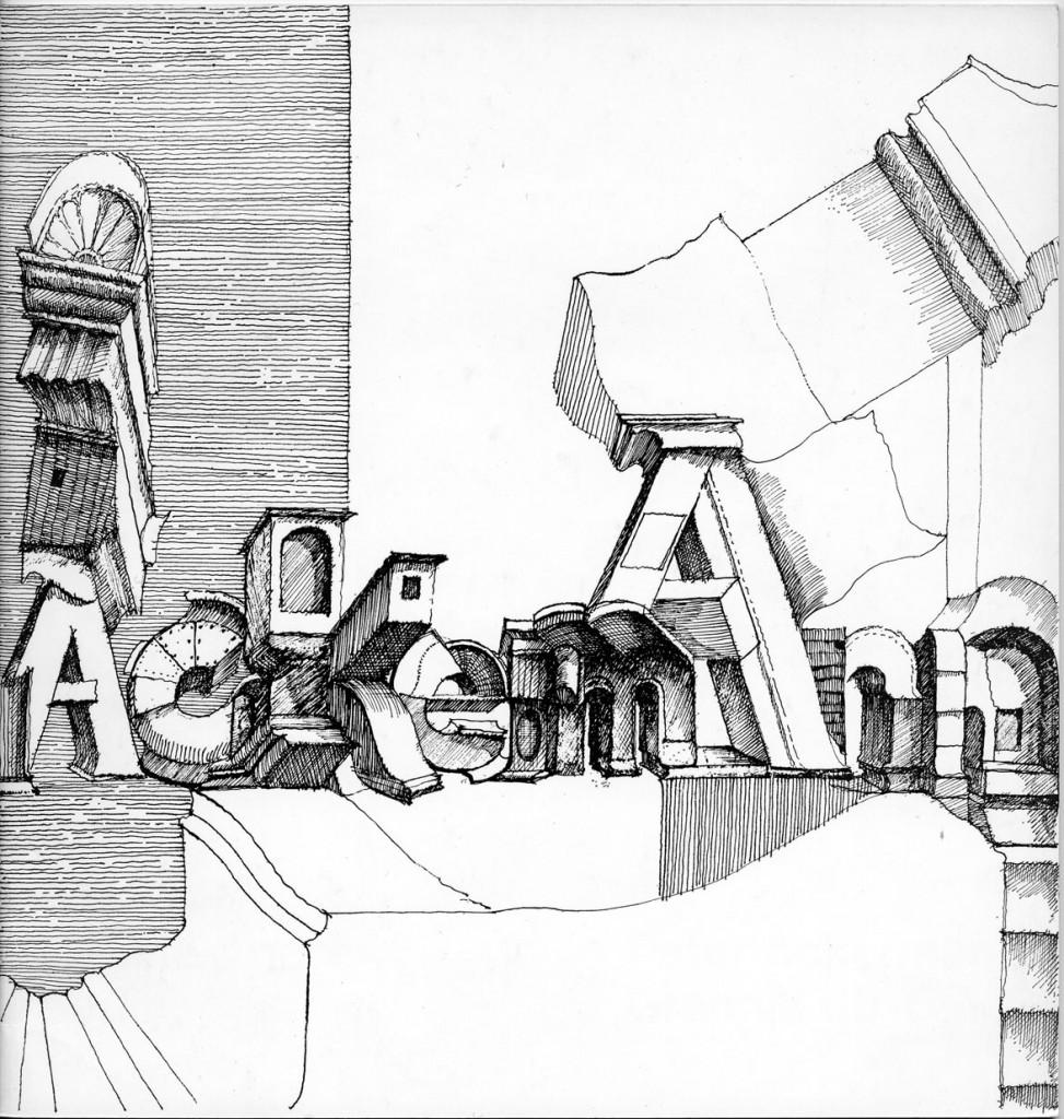 Peter Ackermann Graphik 1965-1968 Erscheinungsjahr 1968