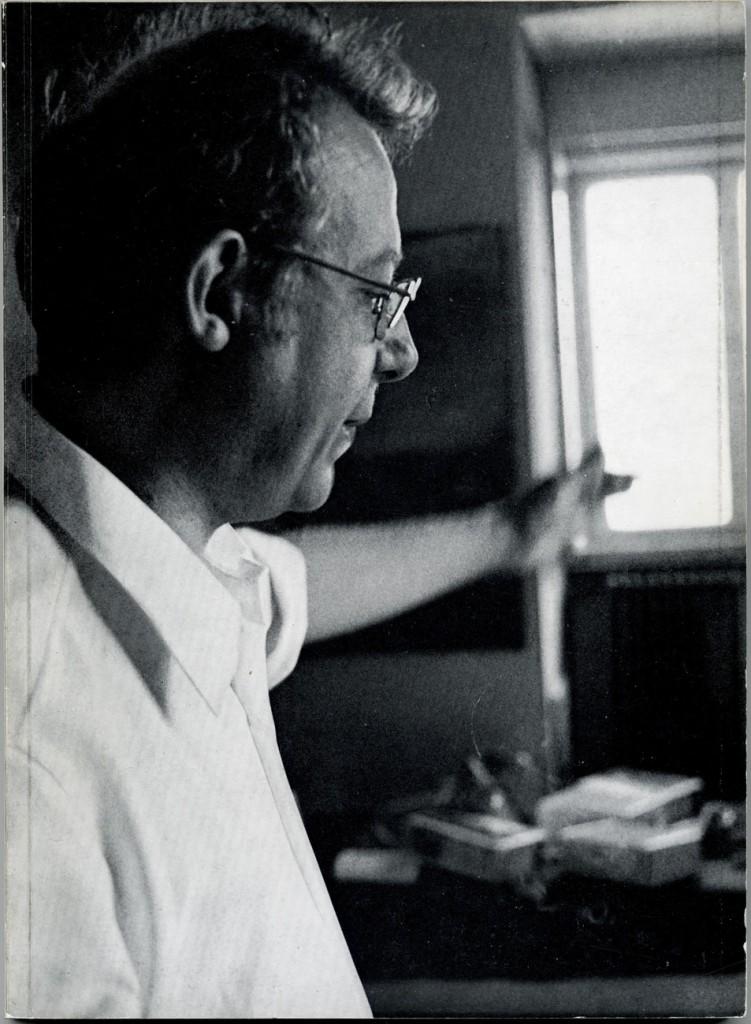 Peter Ackermann Werkverzeichnis der Radierungen 1962-1970 Erscheinungsjahr 1970