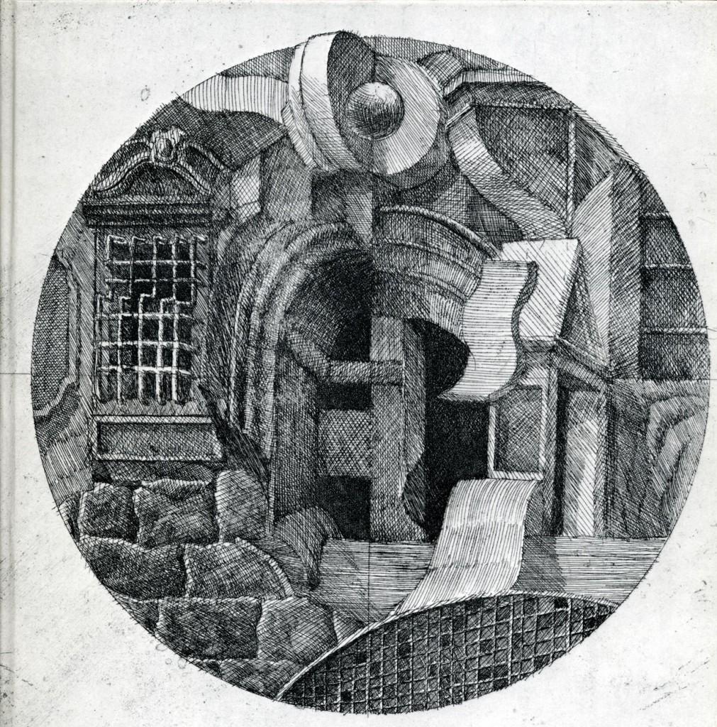 Peter Ackermann Werkverzeichnis der Radierungen 1970-1979 Erscheinungsjahr 1980