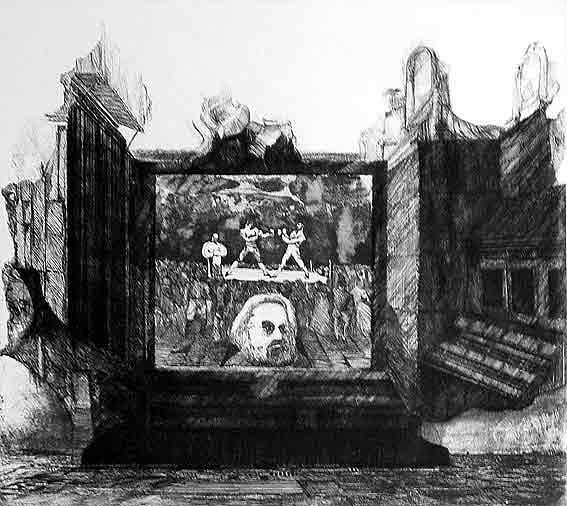 Blatt 7 (Marx und der Boxkampf)