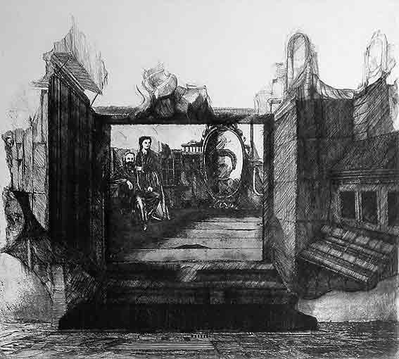 Blatt 8 (Der Besuch Ferdinand Lassalles In London)