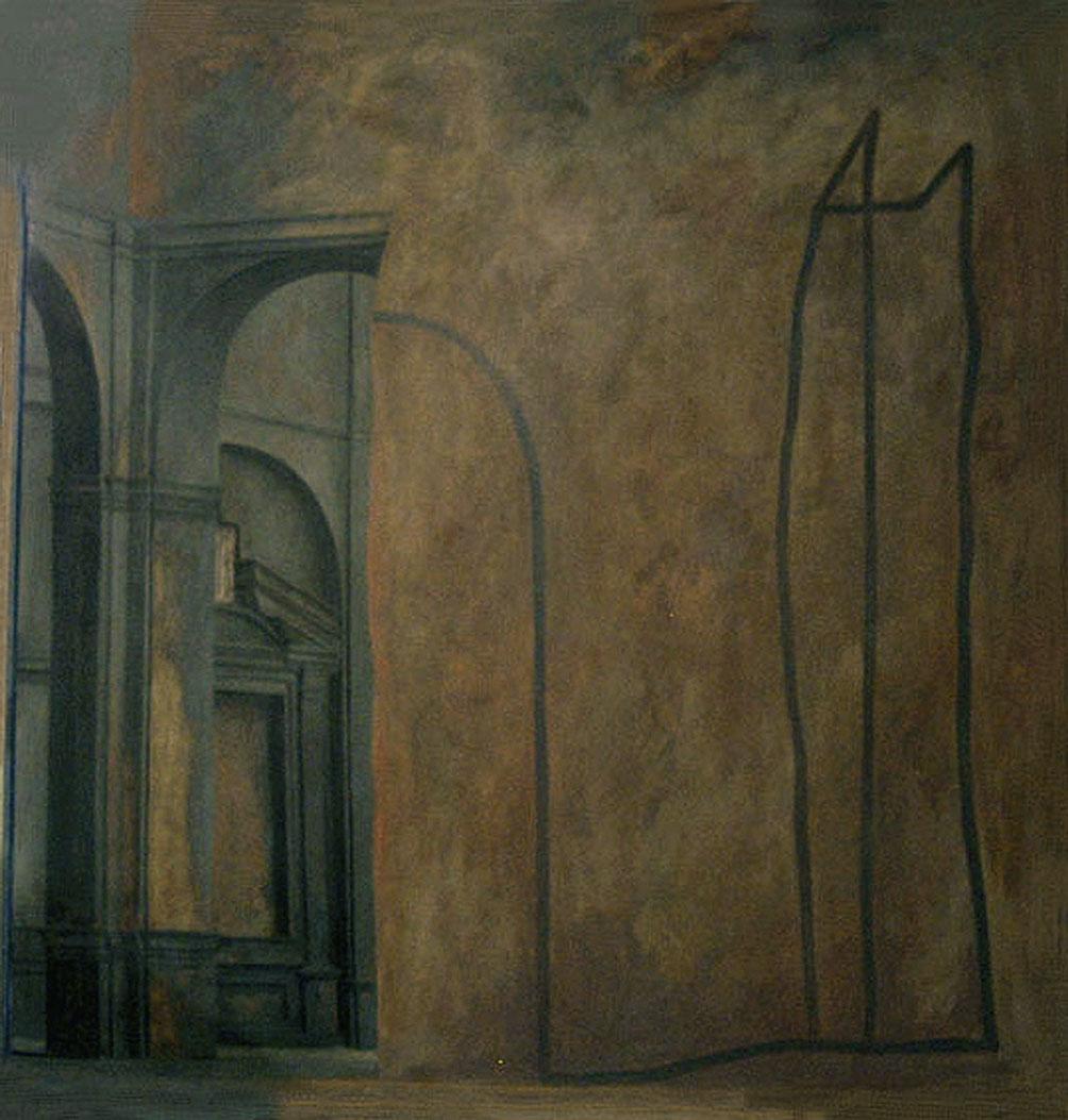 Ohne Titel (Das Braune) 1980