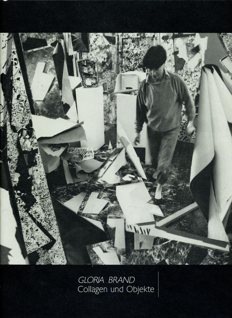 Gloria Brand Collagen und Objekte Erscheinungsjahr 1994