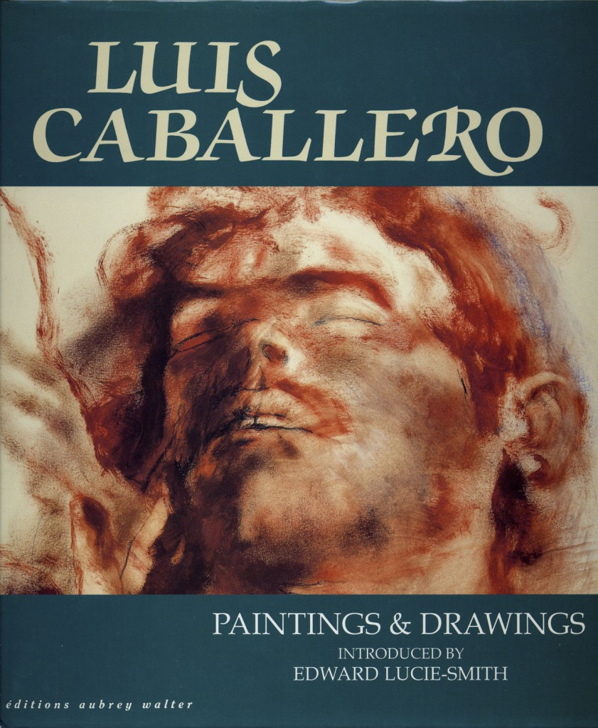 "Luis Caballero ""paintings and drawings"" Erscheinungsjahr 1992"