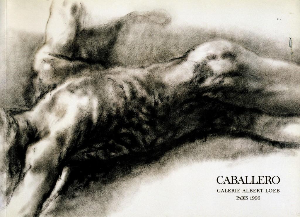 "Luis Caballero ""Octobre-Novembre 1996"" Erscheinungsjahr 1996"