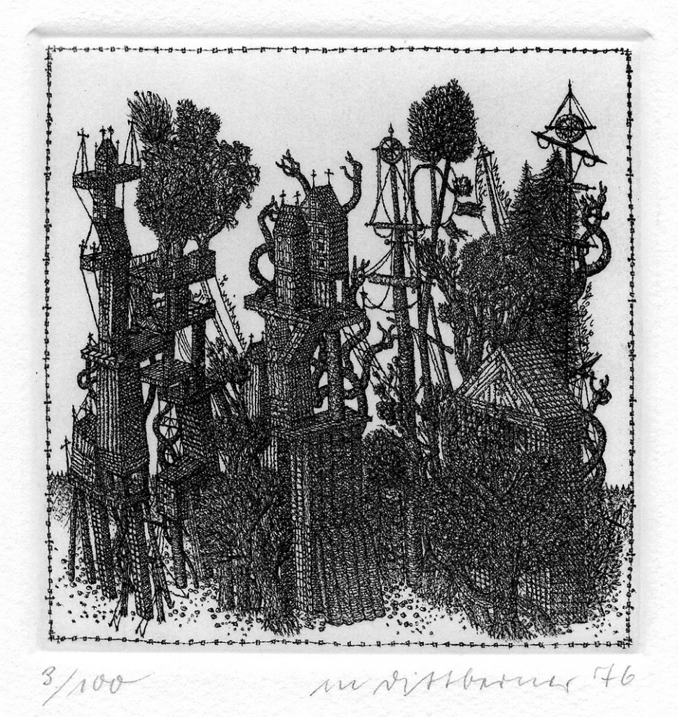 """Kleine Liebe Kordulaska"" 1976 (#7586)"
