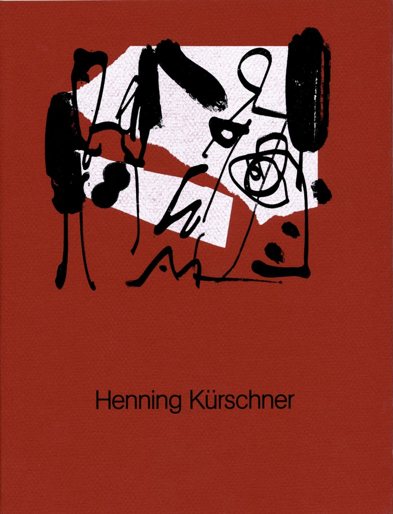 Henning Kürschner, Arbeiten 1991/92, Erscheinungsjahr 1992