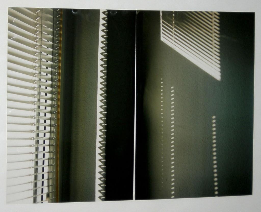 """""""Lichtfang I"""" Serie Lichtfang-Schattenfang """"Mouvements constructives"""" (#19)"""