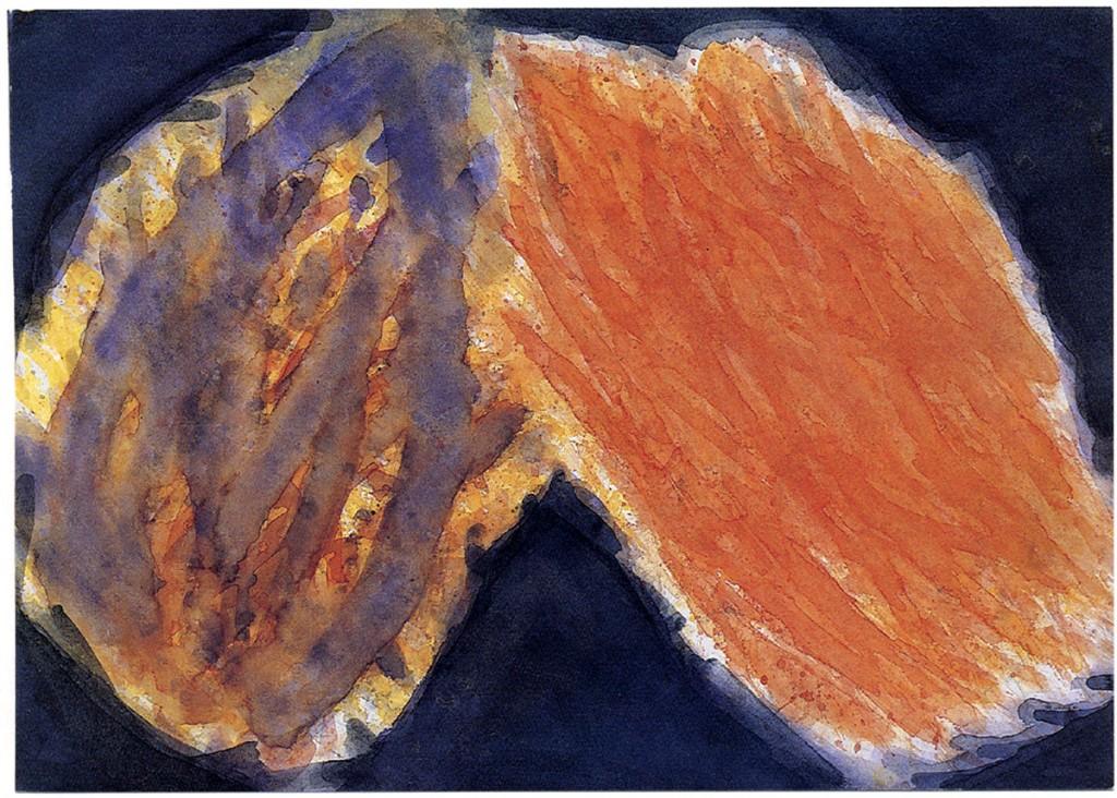 """""""Die Nacht und das Feuer (X)"""" 1990"""