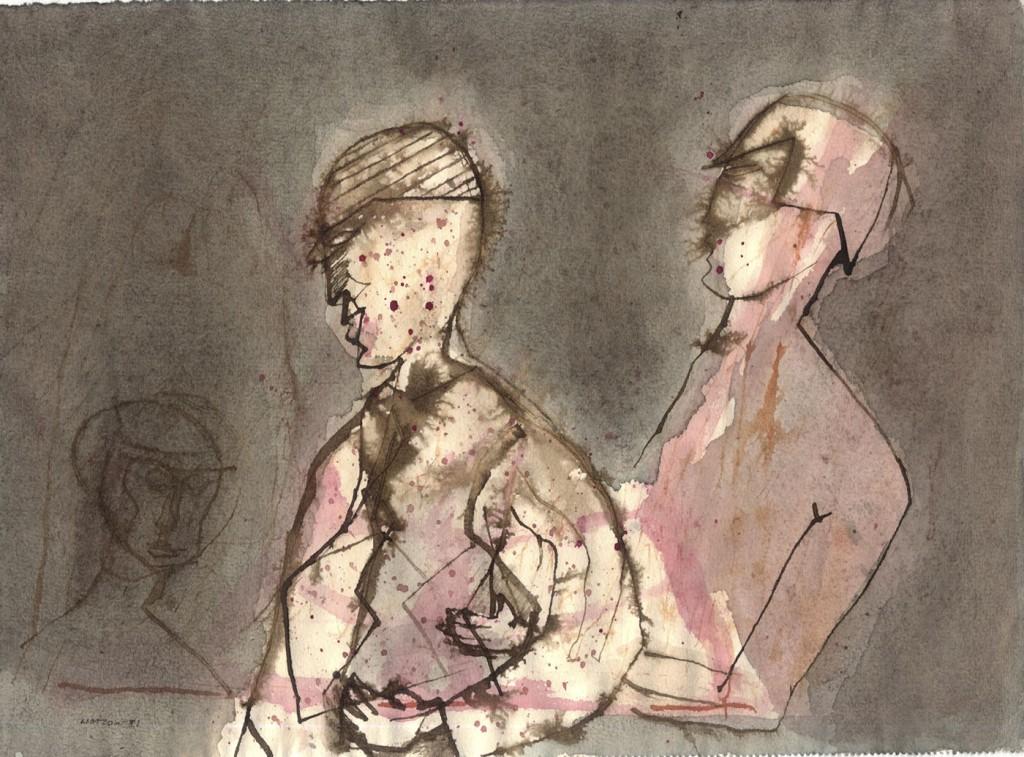 """""""Rosa Mützenmänner"""" 1981 (Dez.)"""