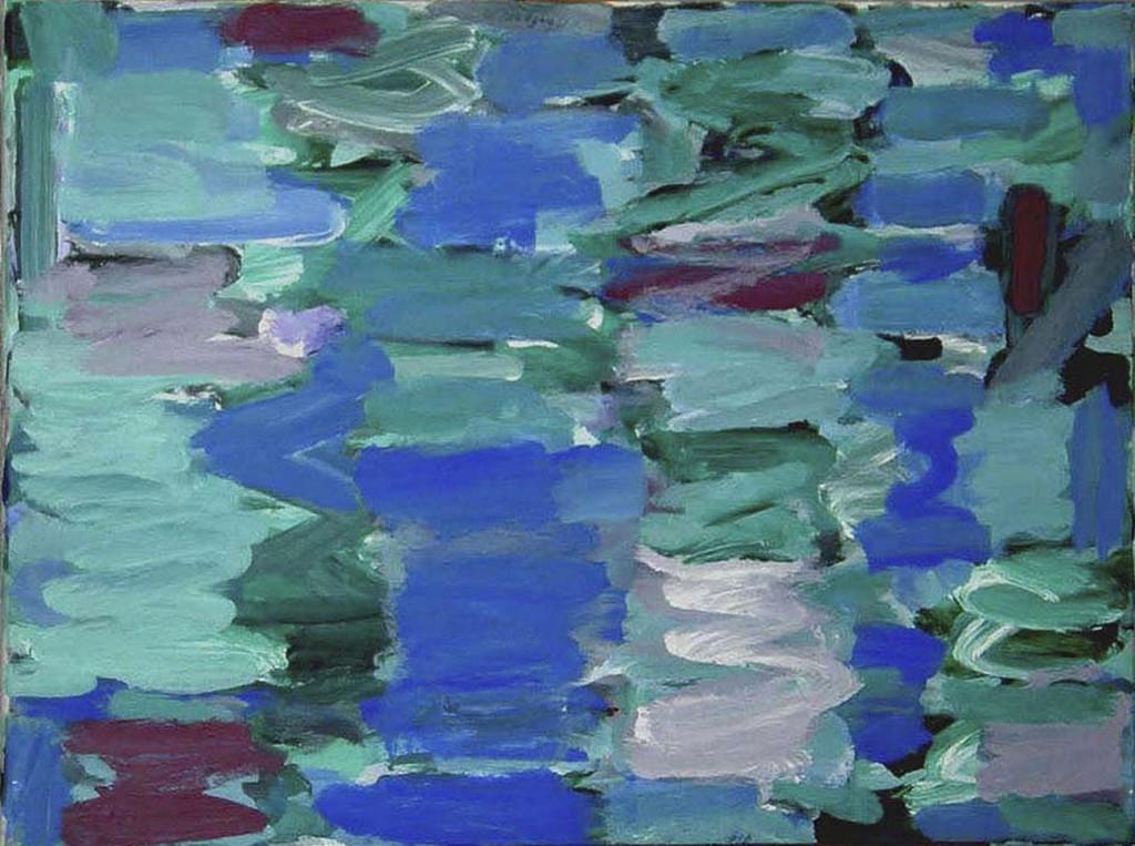 """""""Spiegelung VII"""" 1998"""