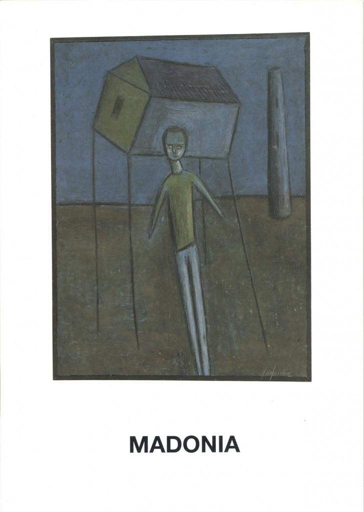 Giuseppe Madonia, Bilder 1985-1987, Erscheinungsjahr 1987