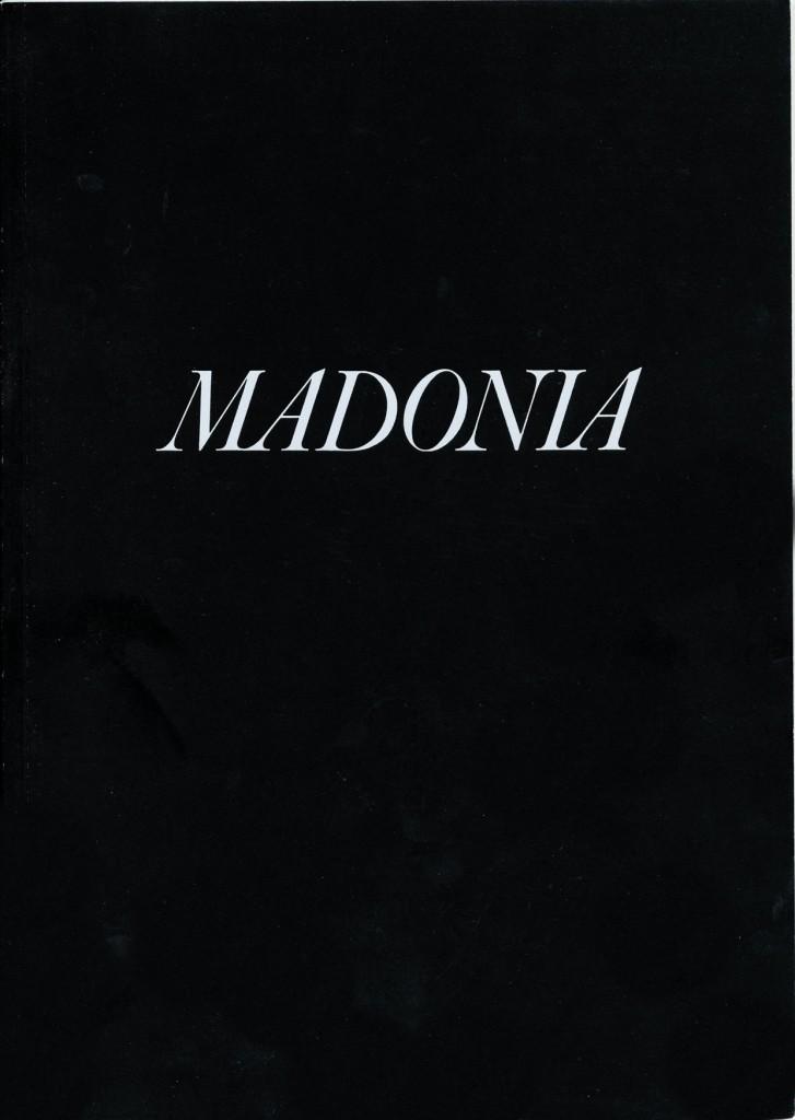 Giuseppe Madonia, Bilder und Plastiken, Erscheinungsjahr 1994