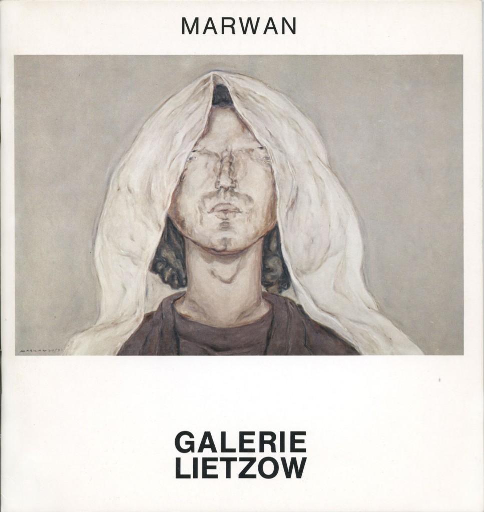 Marwan, Gemälde, Erscheinungsjahr 1971