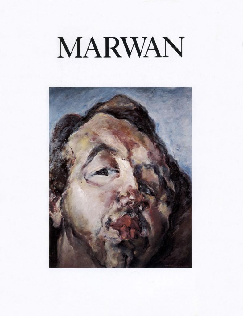 Marwan, Aquarelle, Erscheinungsjahr 1976