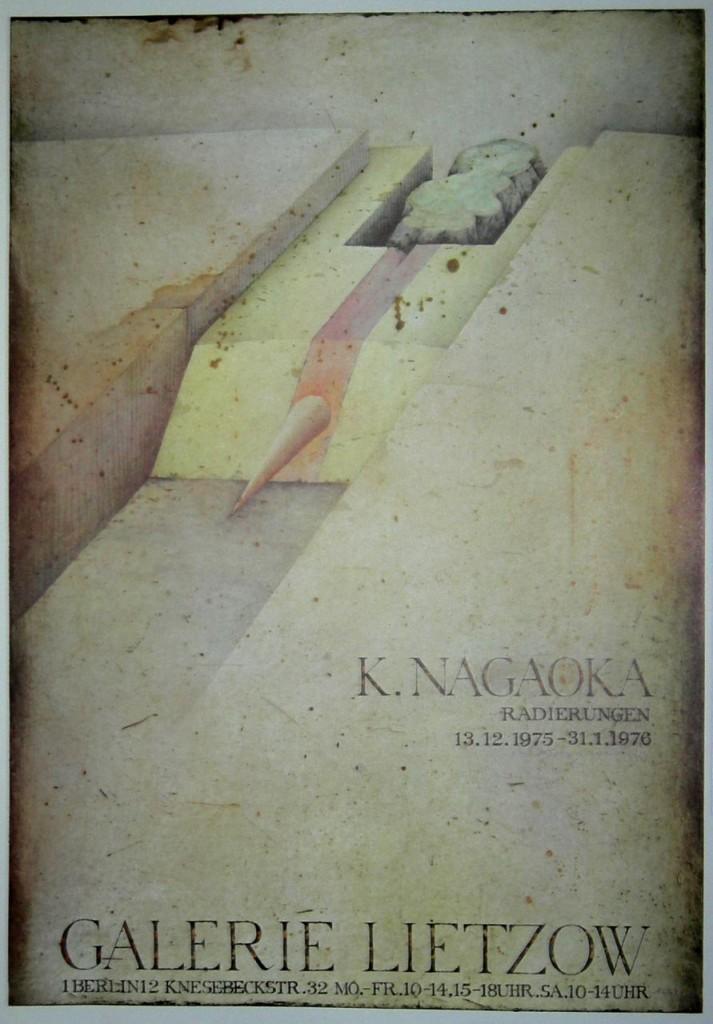 Kunito Nagaoka 1975
