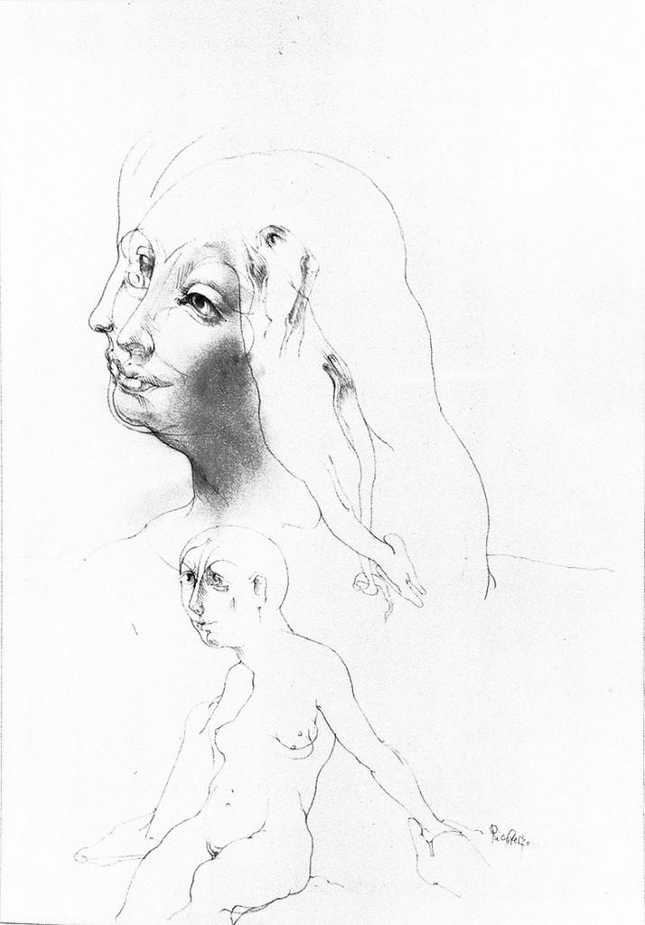 """Unter den Blick gesetzt"" 1970 (#1057)"