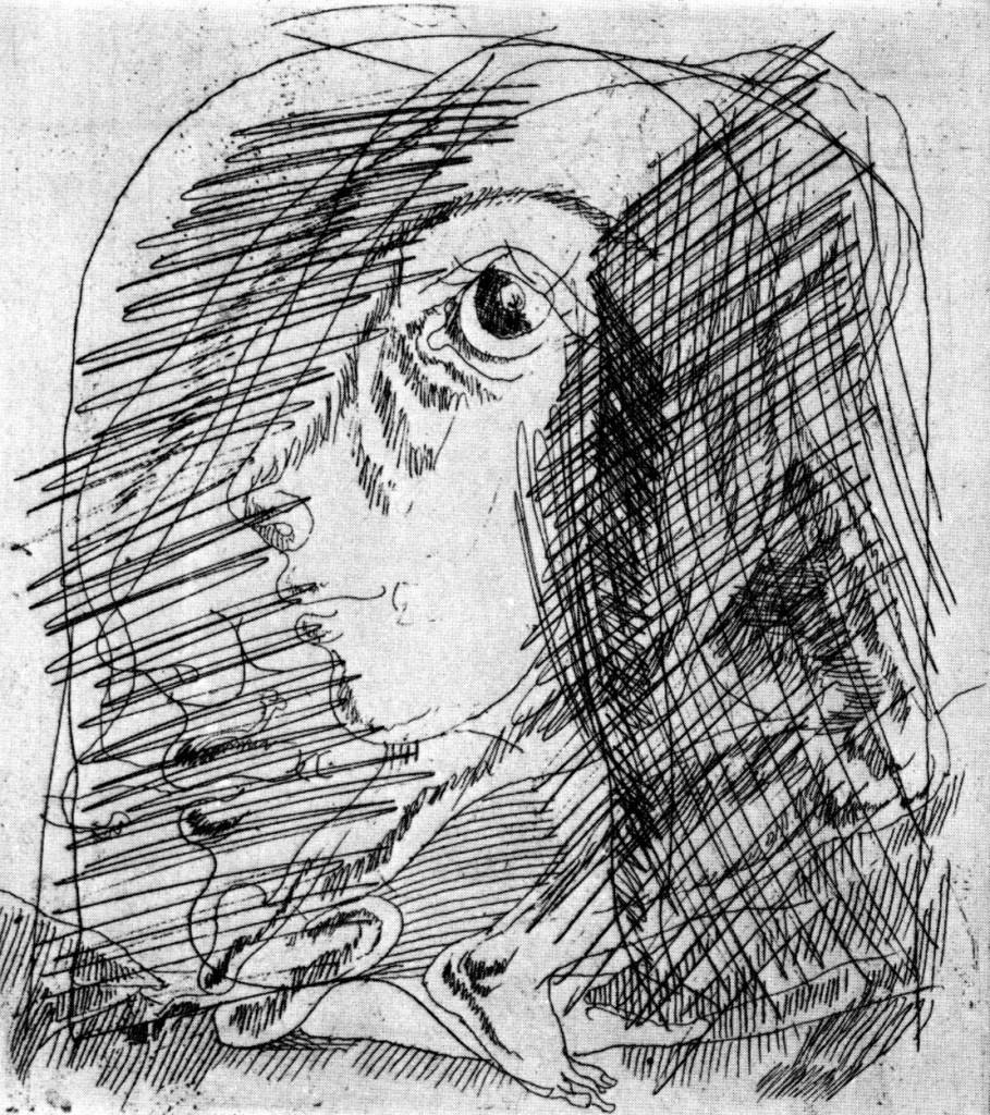 """""""Im Schatten"""" 1971"""