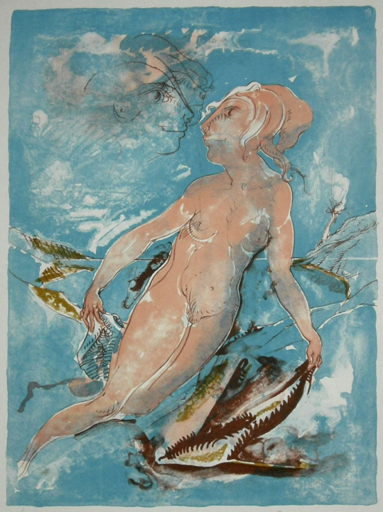 """""""Blaumädchen"""" 1972"""