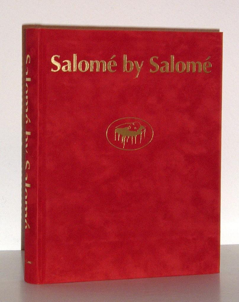 "Salomé - ""Salomé by Salomé"" (Monographie), Erscheinungsjahr 1992"
