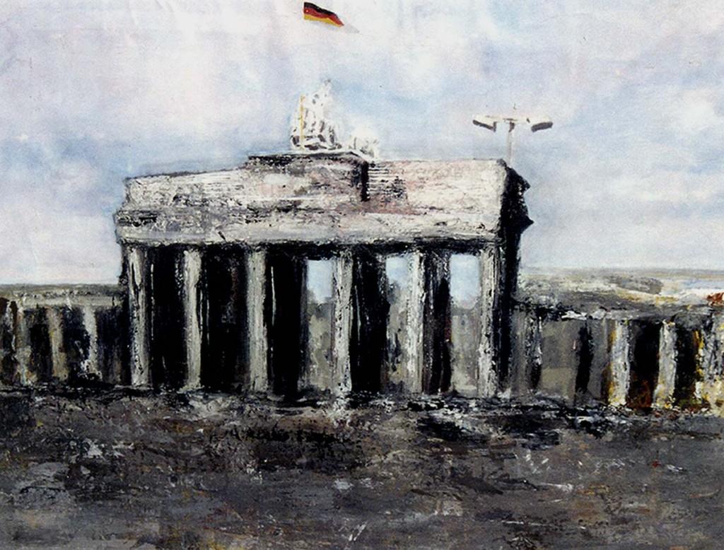 """Brandenburger Tor (94/1)"" 1994 (#9074)"