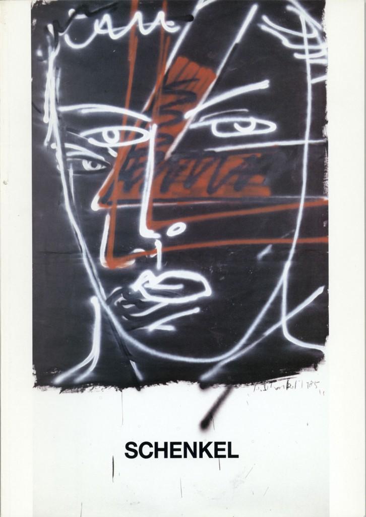 Hermann Schenkel - Zeichnungen 1984-1985, Erscheinungsjahr 1985