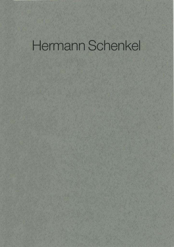 Hermann Schenkel - Zeichnungen, Erscheinungsjahr 1990