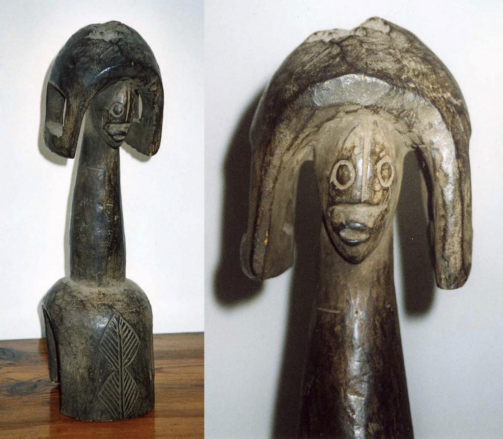 Schulteraufsatz-Maske (Mumuye/Nigeria)