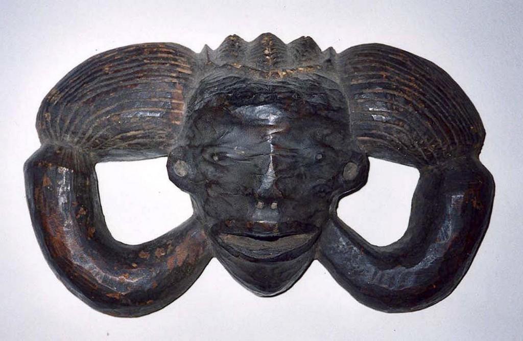 Maske (Ekoi/Nigeria)