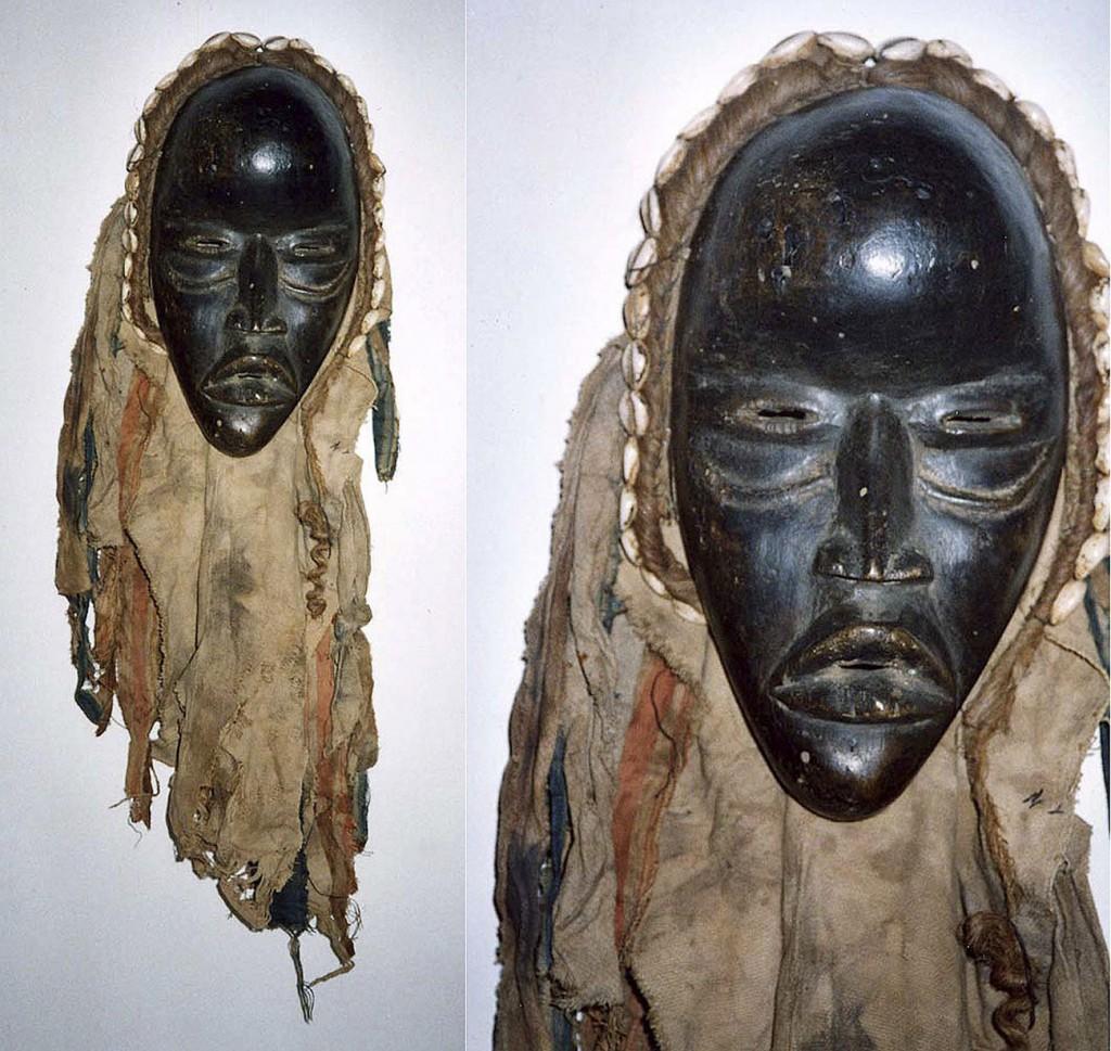 Maske (Dan/Liberia)