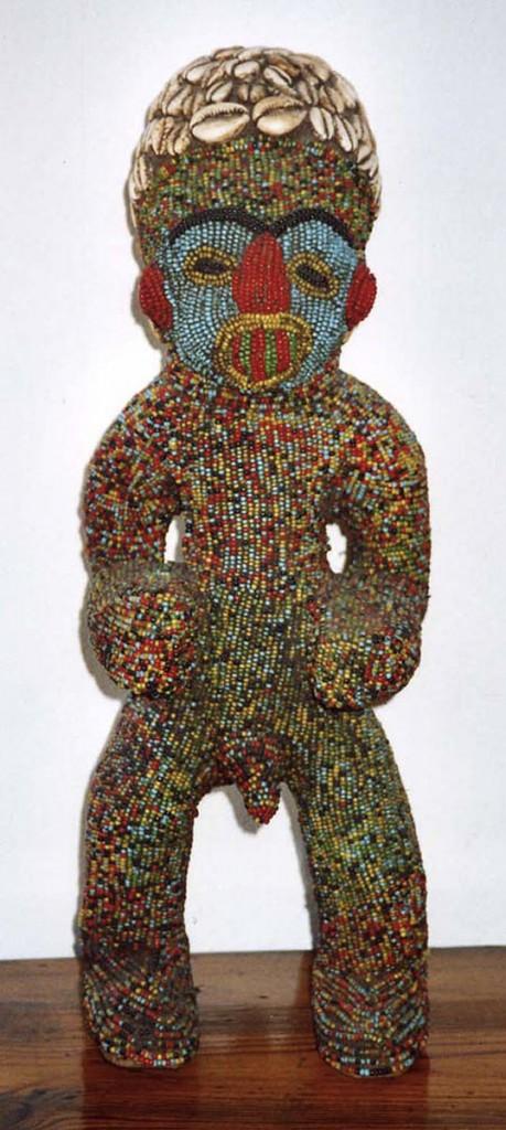 Männliche Figur (Kameruner Grasland)