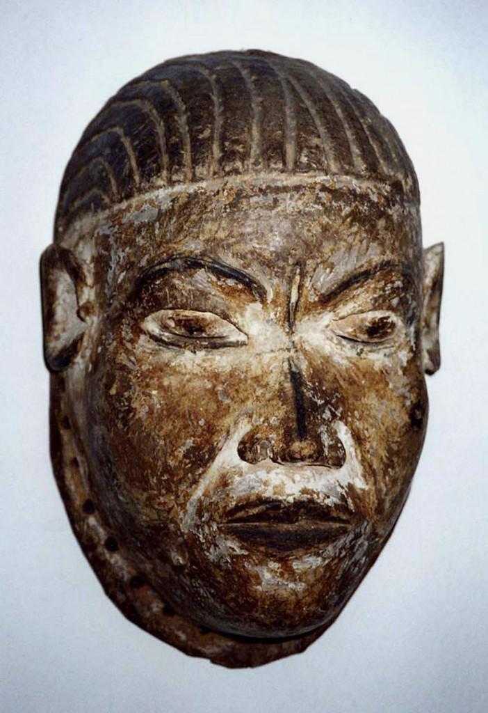 Maske (Kongo/Zaire)